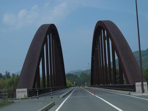 長野県 きせたぎり大橋