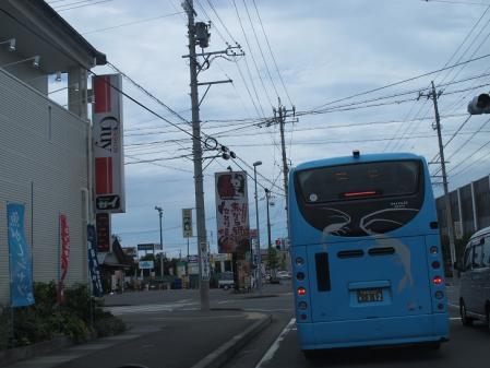 桜えびバス