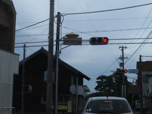 水曜どうでしょうな道 街灯