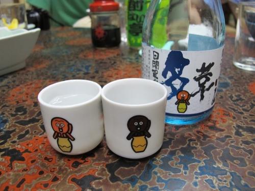 日間賀島 かちま荘さんの食事