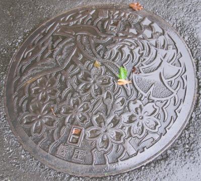 東京 野音マンホール
