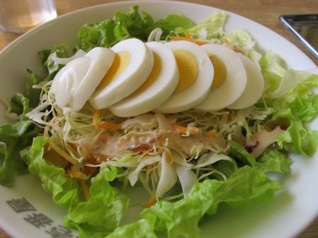 ココイチ 卵サラダ