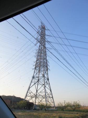 三河一色 鉄塔