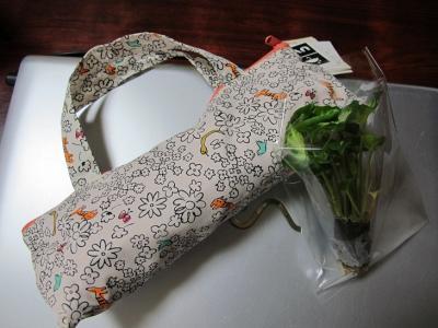 変な柄の折り畳み傘