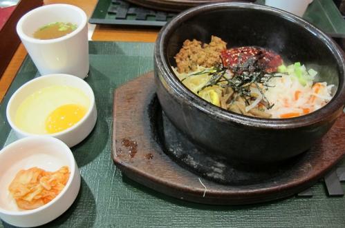 元祖石焼ビビンバ