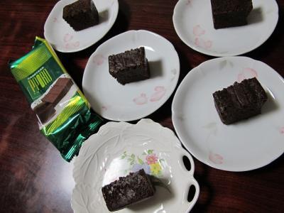 ポロショコラ