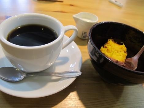 イモとコーヒー