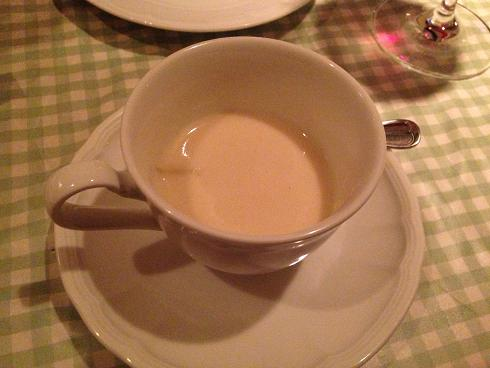 ストーリア 冷製スープ