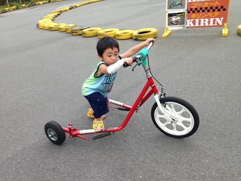 山梨こどもの国_自転車_⑥