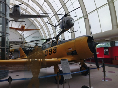 所沢航空公園10