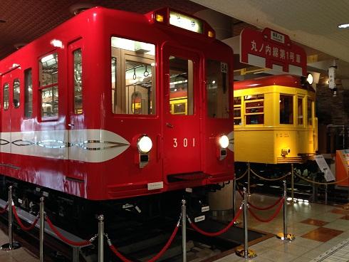 地下鉄博物館4