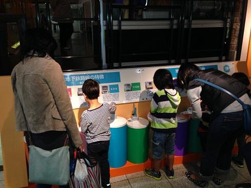 地下鉄博物館6