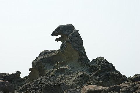 ゴジラ岩03106