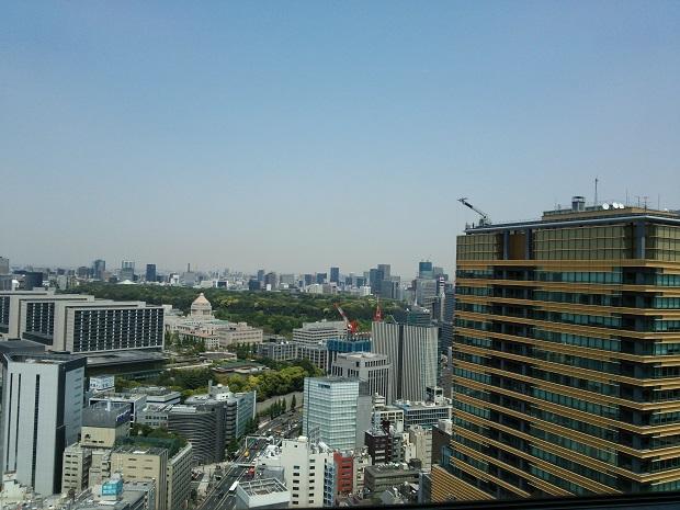 36階の眺め1