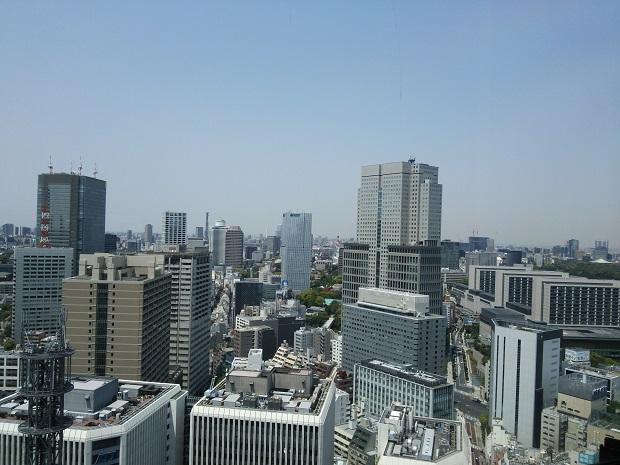 36階の眺め2