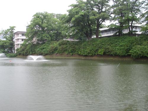 久保田城001