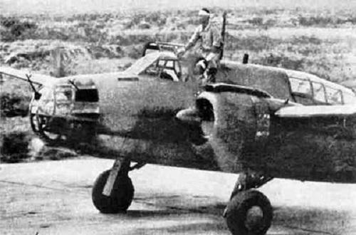 九九式双発軽爆撃機6