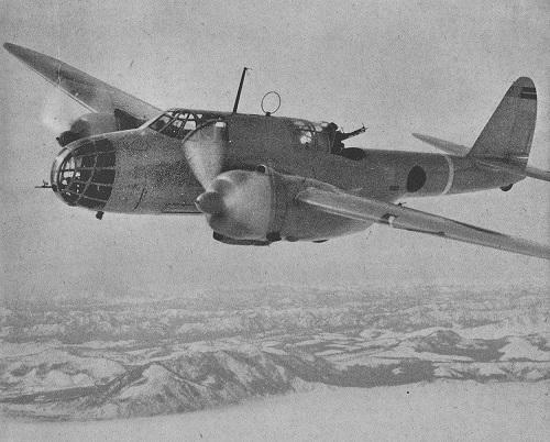 九九式双発軽爆撃機7
