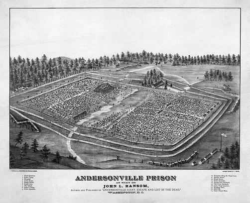 アンダーソンビル収容所7