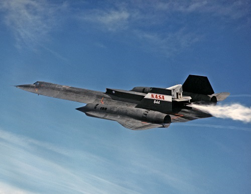 nasa sr71 blackbird