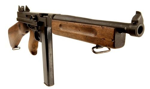 thompson M1A1あ