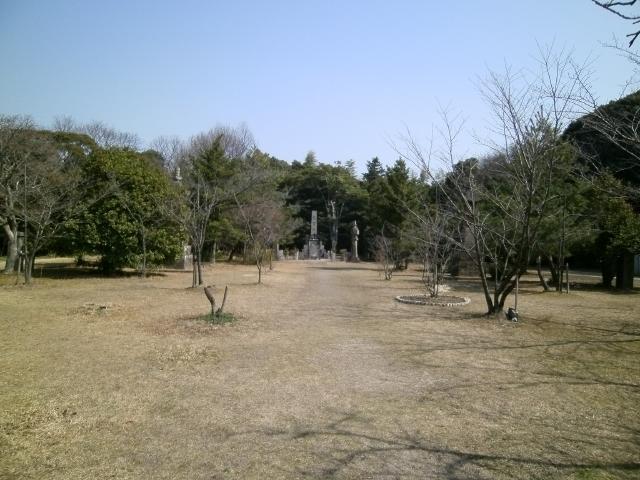 松江陸軍墓地 (6)