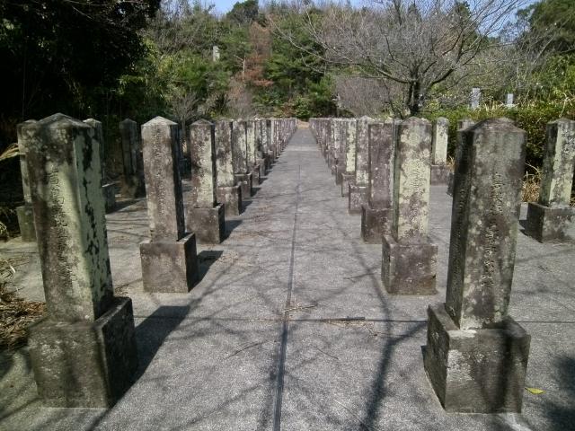 浜田陸軍墓地 (9)