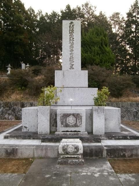 山口陸軍墓地その1 (3)
