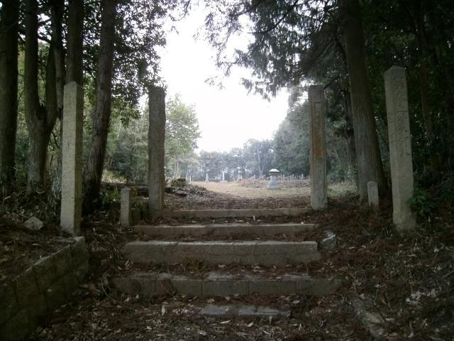 山口陸軍墓地その1 (12)