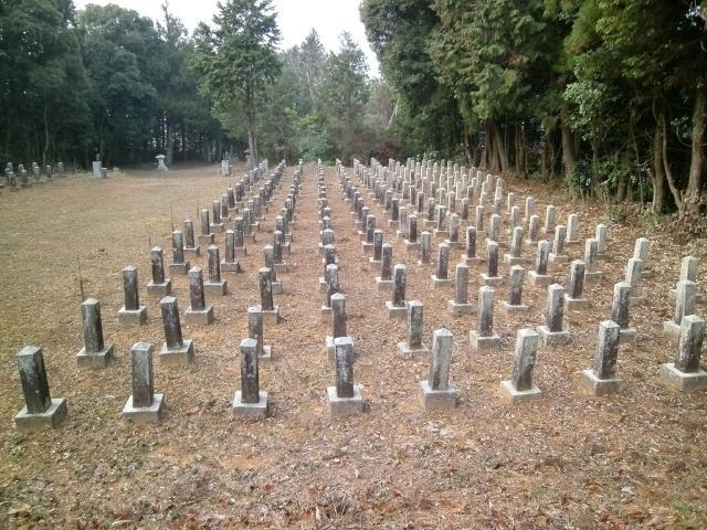 山口陸軍墓地その2 (10)