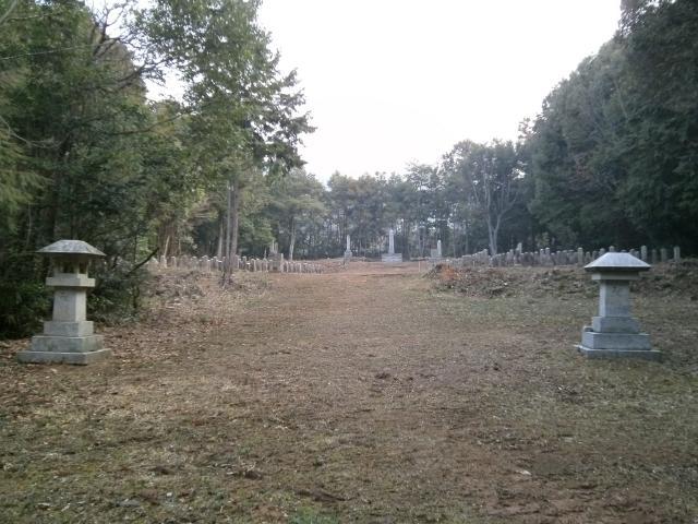 山口陸軍墓地その2