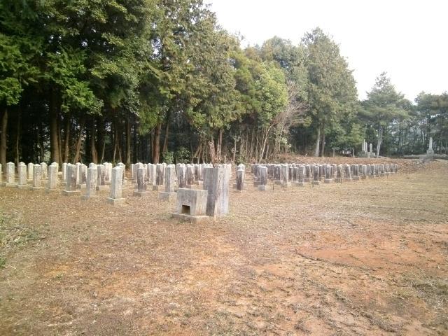 山口陸軍墓地その2 (3)