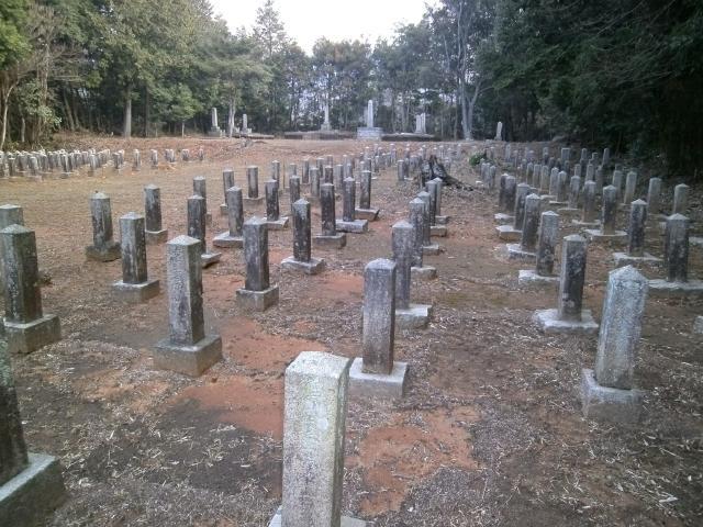 山口陸軍墓地その2 (4)