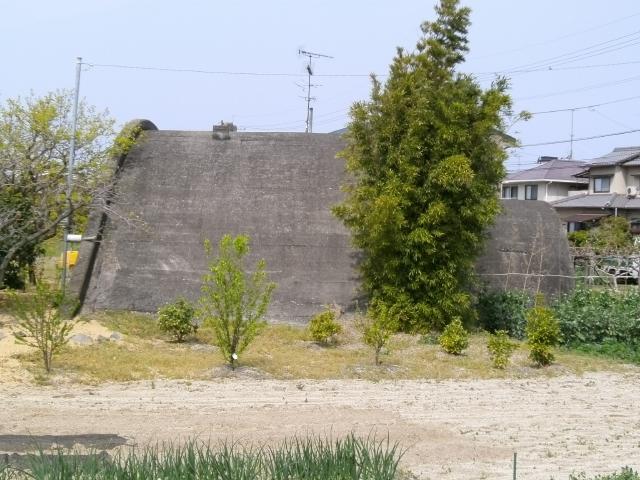 松山掩体壕 (2)