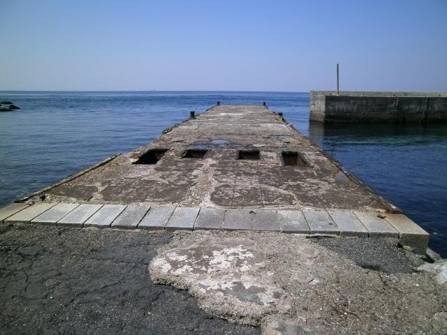 正野谷桟橋