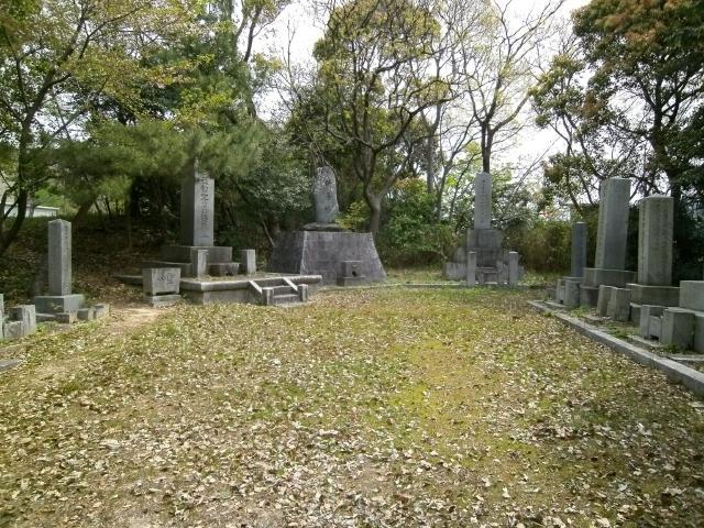 松山陸軍墓地 (5)