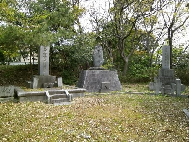松山陸軍墓地 (6)