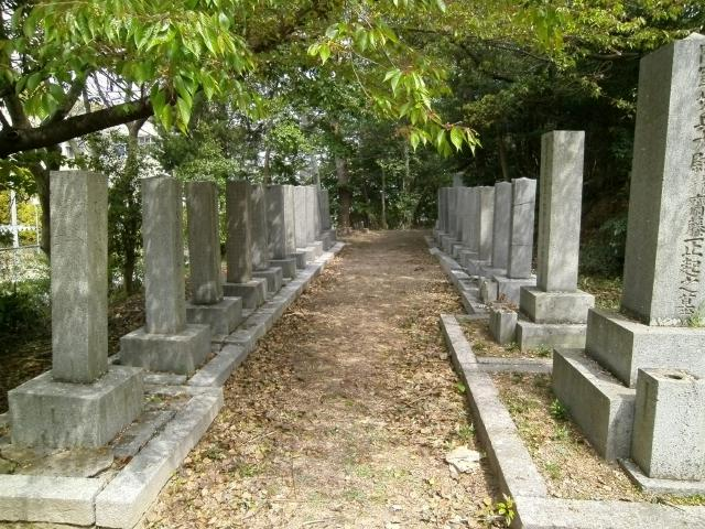 松山陸軍墓地 (7)