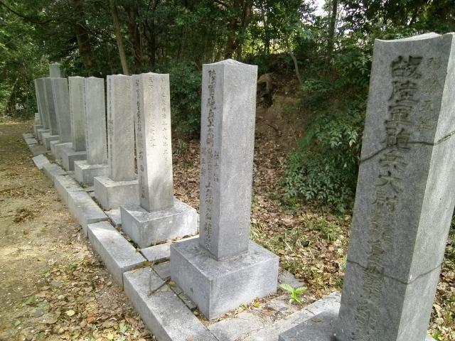 松山陸軍墓地 (10)