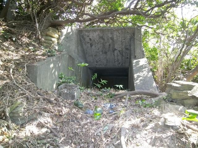 佐田第1砲台観測所 (6)