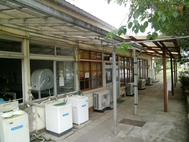 小倉駐屯地建物 (3)