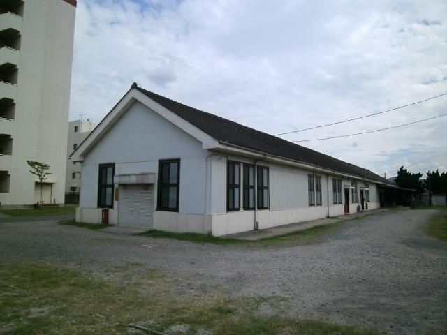 小倉駐屯地建物 (4)