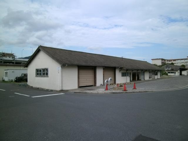 小倉駐屯地建物 (6)