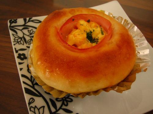 ハムマヨコーンパン