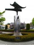 JR岐阜羽島駅 飛翔