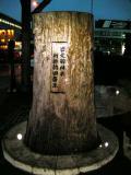 JR那須塩原駅 日光御神木樹齢約四百年