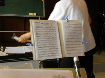 昭和の譜面台