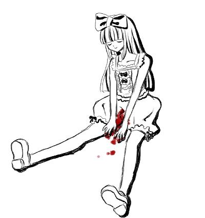 血のアリス小