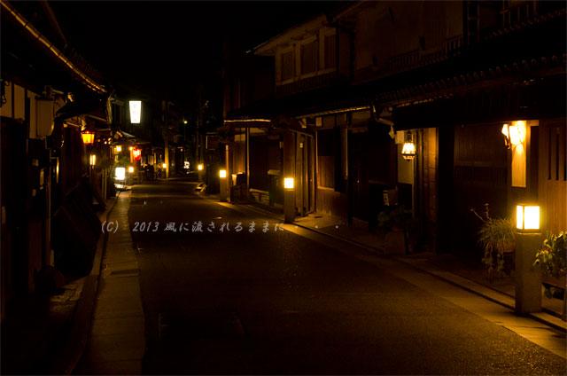 ライトアップされた白壁の町 倉敷美観地区そぞろ歩き44