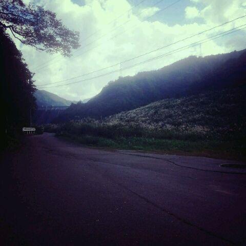 桐谷へ向かう道中
